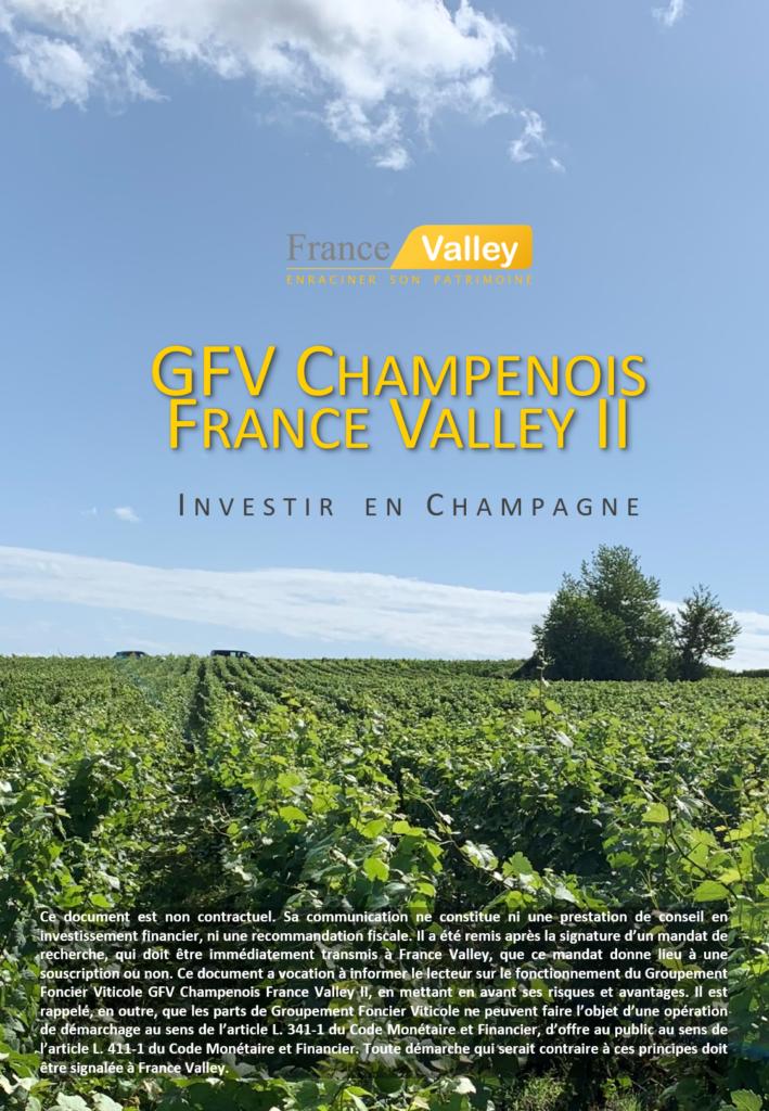 Plaquette de présentation du GFV