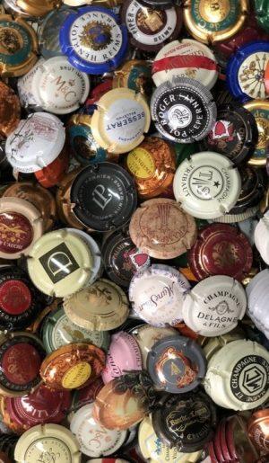 Capsules de bouteilles GFV Viticole